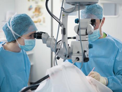 Cirurgia de Ceratocone